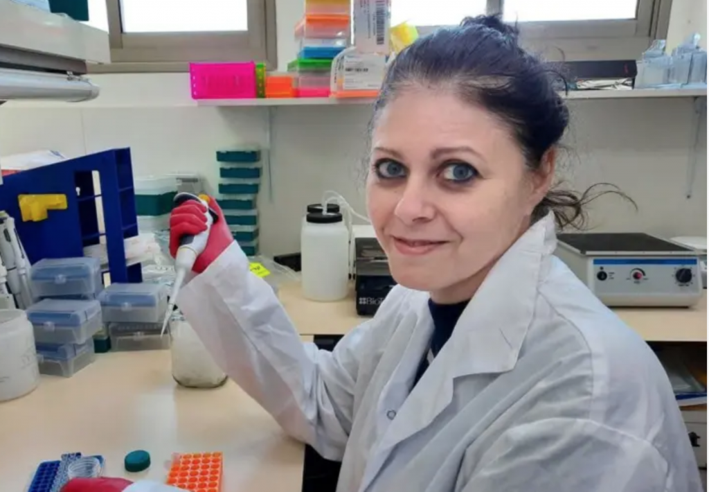 Dr. Dorit Avni from the MIGAL Galilee Research Institute receives the prestigious Horizon 2020 R&D grant. (photo credit: MIGAL RESEARCH INSTITUTE)